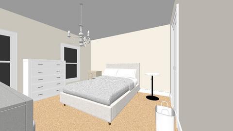 New Room in Horsepen 2019 - Glamour - Bedroom - by aecharleston97