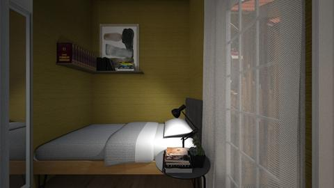 Casa321Bedroom - Modern - Bedroom - by nickynunes
