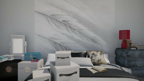 GDS - Bedroom - by MadmoiselleStrange