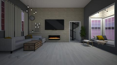 Minimalism Europe - Living room - by summer21
