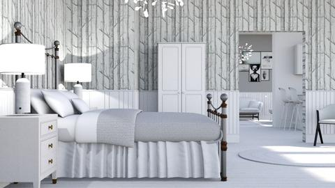 No Color - Modern - Bedroom - by millerfam