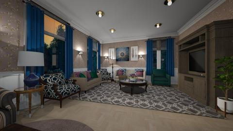 2019 Design - Eclectic - Living room - by Pirschjaeger