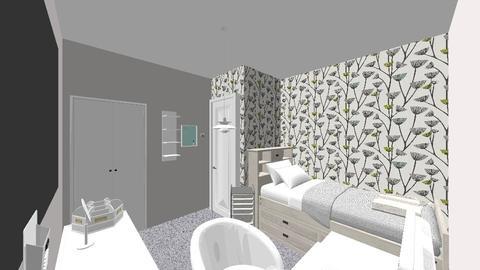 Room Plan 2018 - Bedroom - by tashajade0808
