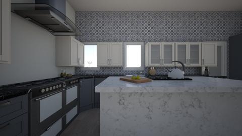 Livias kitchen - Kitchen - by maddy100