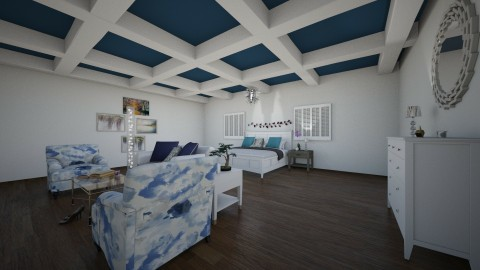 Bedroom - by Josiemay1234