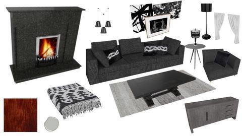 Boredom Living Room - by Blue Sprinter