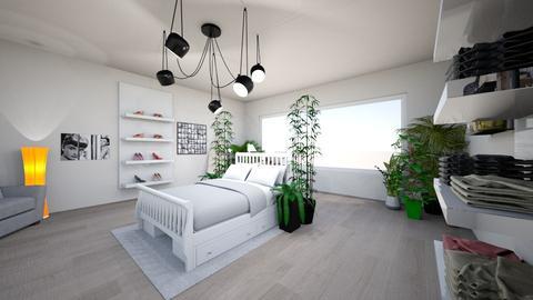 Enci - Bedroom - by sThomi99