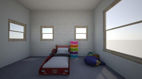 wip - Kids room - by amelANDjacq