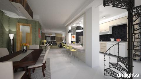 Roberta - Living room - by Roberta Bela