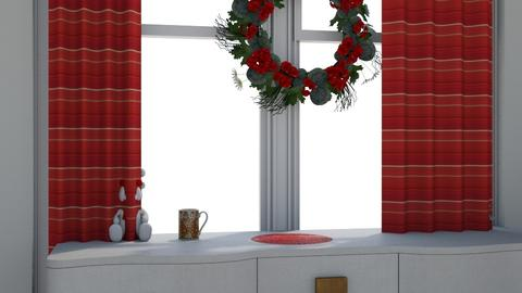 kind of christmas tingy - Dining room - by Laer5402