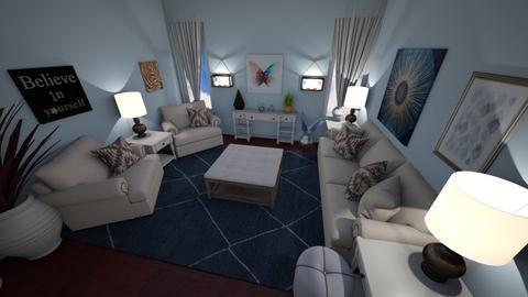 ocean view - Living room - by Maddie0712