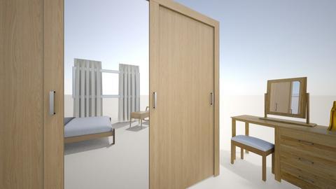 bedroom - Bedroom - by juju_web