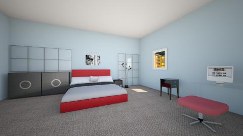 El dormitorio - Modern - Bedroom - by AzulBlue