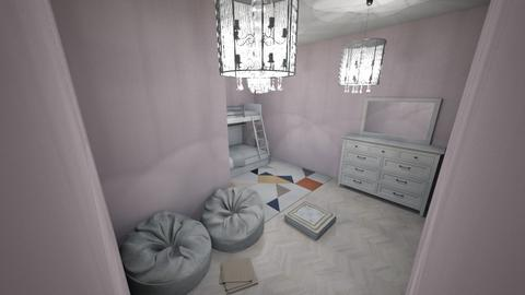 Bunk Bedroom - Bedroom - by Galaxy Warrior