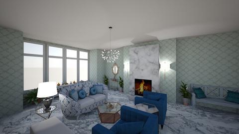 Template Baywindow Room - by rhiannonmechelle