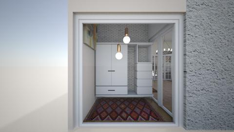 hotel room3 - by mali savir