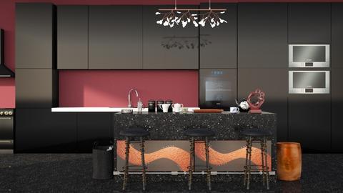 498 - Kitchen - by Jade Autumn