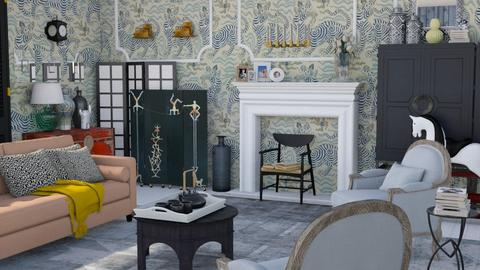 eclectic - Living room - by Ripley86