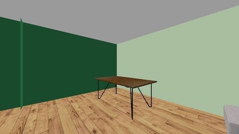 hobbemastraat 23 - Living room - by redney van vliet