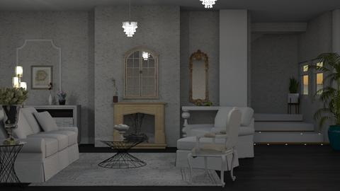 Living room - Modern - Living room - by Sue Bonstra