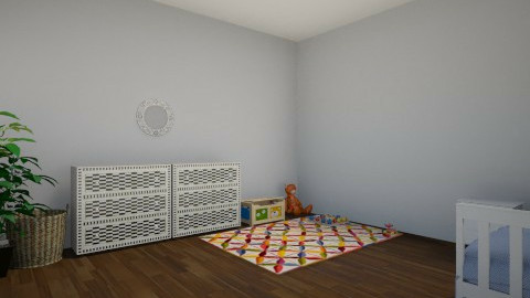 Kids Room - Bedroom - by Ashley Thacker