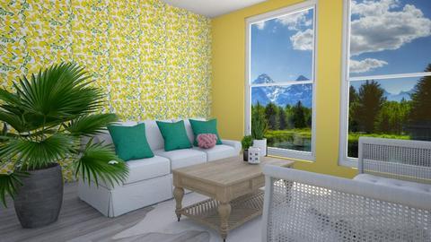 living room - Living room - by Gel Colbert