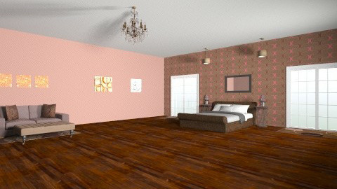 Creamy Chocolate Master - Bedroom - by cdg