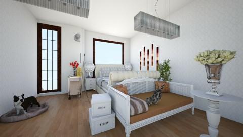 RoyyL - Bedroom - by ilkivyuliya