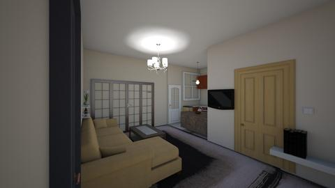 HOME7 - Living room - by dskipitaris