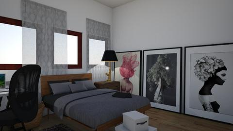 newroom - Bedroom - by Leachen99