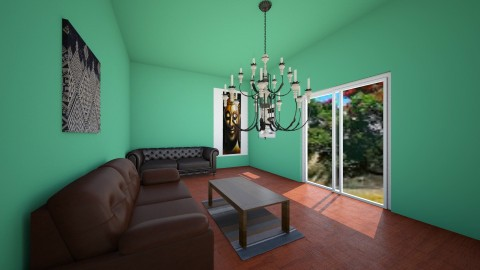 nz xmas classic - Classic - Living room - by Alex Jacobs_152