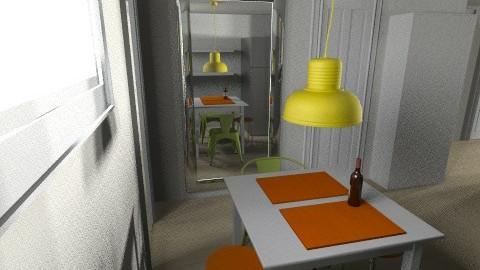 basement aprtmt V2 #9bis - by Laurence Meyer