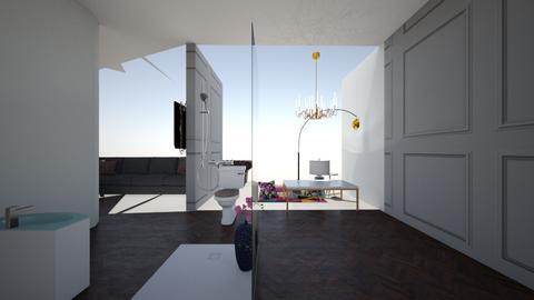 bedroom we 3ks - Bedroom - by zahretelwady