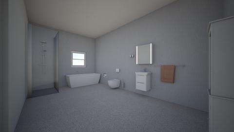 unicorn bedroom - Bedroom - by kswenson25