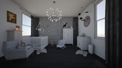 mjnjm - Living room - by TRMVM