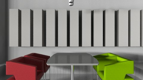 Project1- showroom layout1A - Modern - by monicasabile