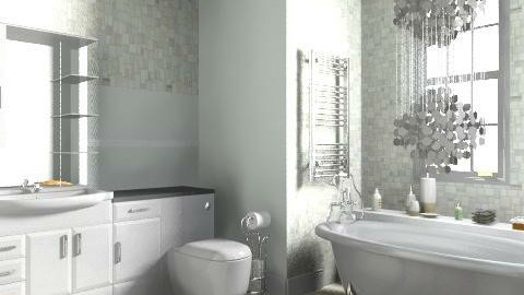 Pendant Shower - Classic - Bathroom - by hunny