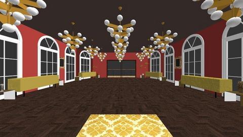 ballroom - by abilikescats