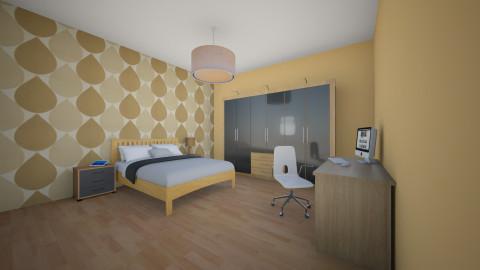 Dormitor Adina - Rustic - Kitchen - by Ionut Corbu