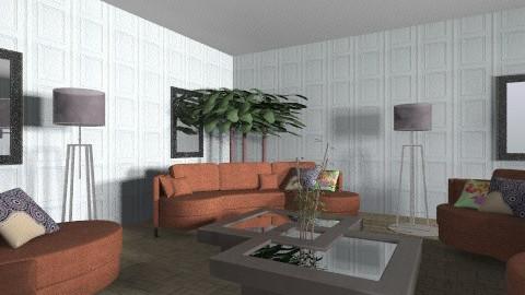 Room 1 - Minimal - Living room - by Suzie Su