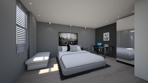 bedroom  - Bedroom - by paulinepaulinepauline