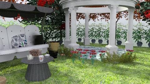 Summer - Eclectic - Garden - by sasalex88