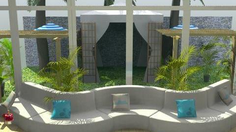 garden and indoor pool - Country - Garden - by leendave
