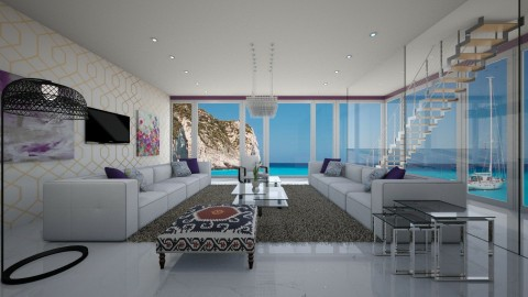mothers day lounge - Modern - Living room - by bgref