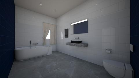 UA Bathroom - Bathroom - by AfroditeGoldie