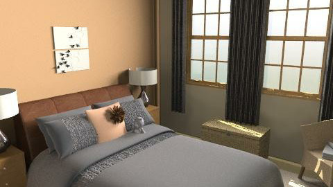 perfect bedroom - Minimal - Bedroom - by jo_roddis
