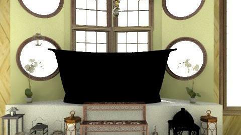 Bathroom - Vintage - Bathroom - by emilypinnock