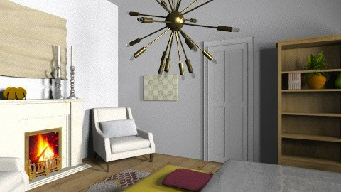 Homepolish - Bedroom - by candaceg