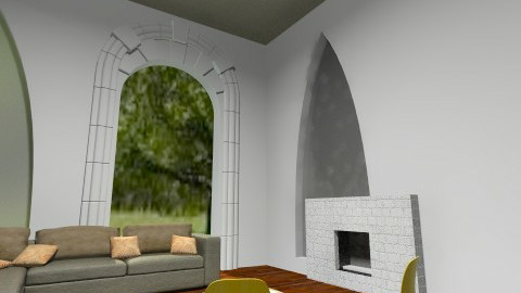 test room - Classic - Living room - by dancergirl1243