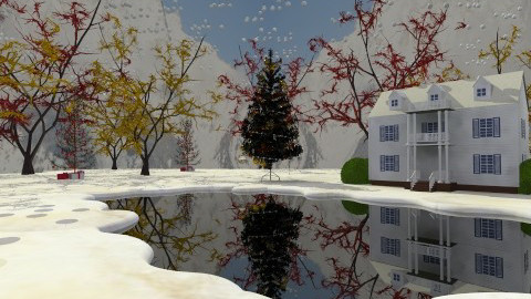 Winter Wonderland - Country - by mpy1999